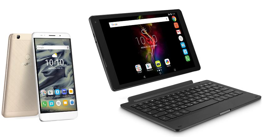 IFA 2016: Alcatel представила планшеты семейства Pop 4