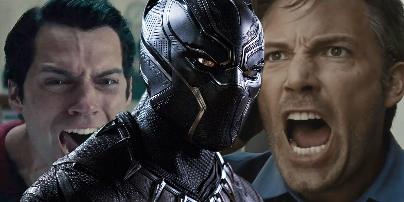 Сборы «Черной пантеры» затмили все фильмы киновселенной Marvel