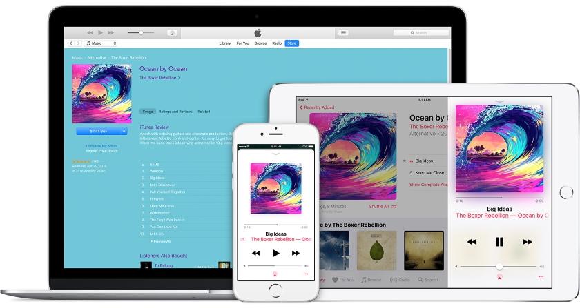 Количество фолловеров сервиса Apple Music достигло уже 60 млн