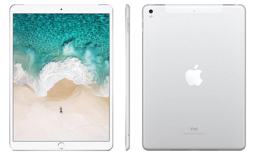 Чехлы для новых iPad Pro попали нафото