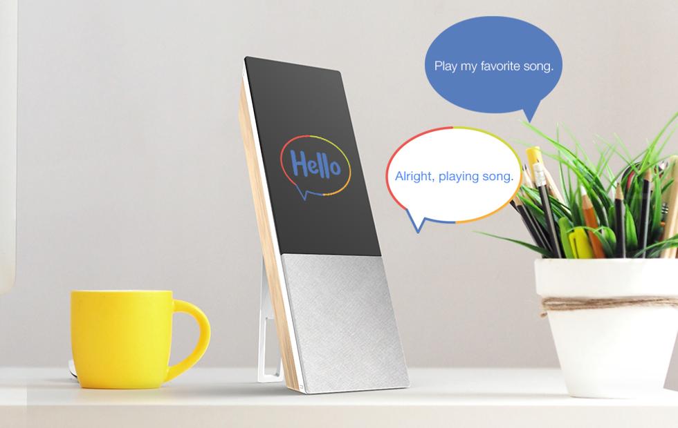 Смарт-дисплей с ассистентом Google Assistant— ARCHOS Hello