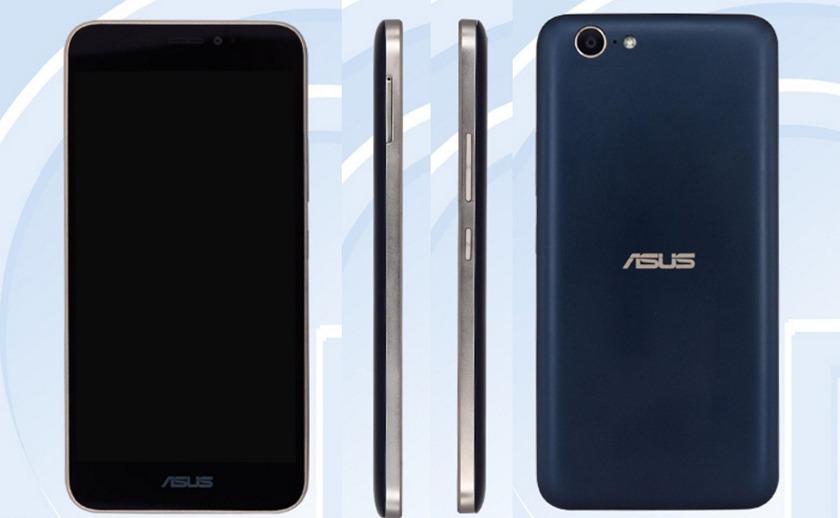 Смартфон Asus Pegasus X005 засветился на живых фото