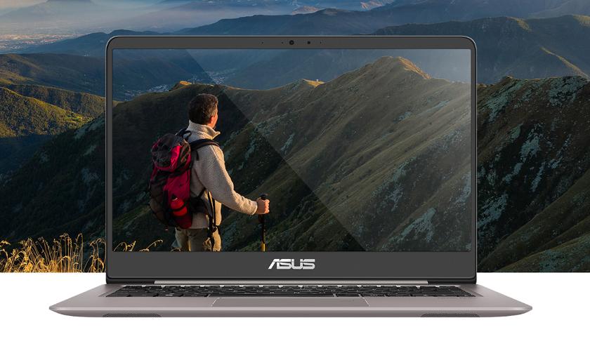 Ноутбук Asus Zenbook UX410: тонкий и мощный конкурент MacBook