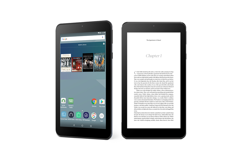 Barnes & Noble представит новый 7-дюймовый планшет Nook Tablet 25ноября