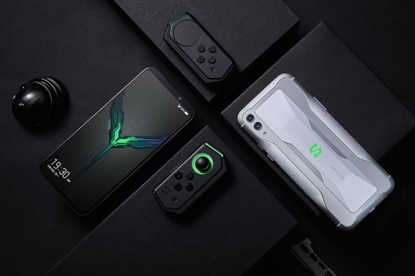 30июля Xiaomi представит игровой смартфон Black Shark 2 Pro