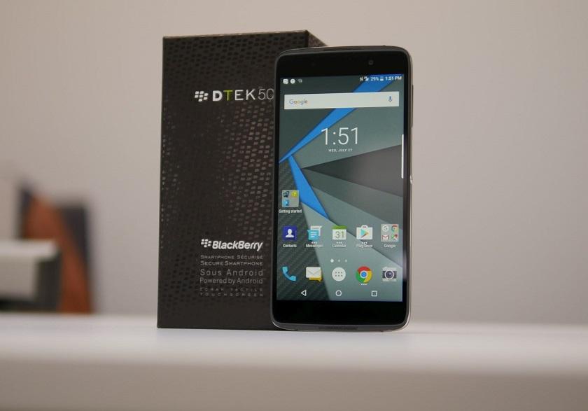Гаджеты Blackberry будут производиться китайской компанией TCL