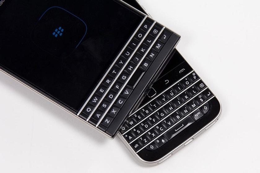 Анонс QWERTY-смартфона BlackBerry Меркури задуман на25февраля