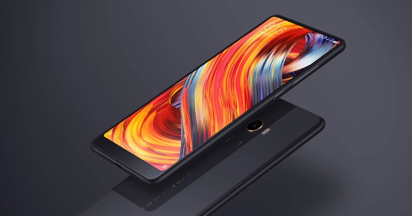 Xiaomi Mi MIX 2S will receive a camera with AI capabilities
