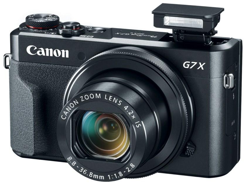 Canon представил любительскую «зеркалку» с 24,2-Мп сенсором