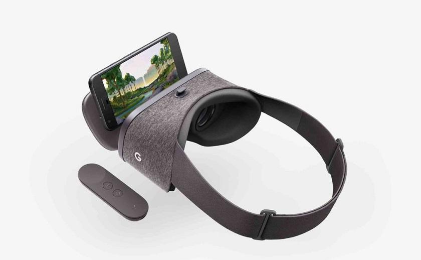 Google представила удобный шлем виртуальной реальности Daydream View за $79
