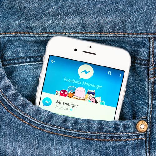 Facebook запустил показ рекламы в Messenger