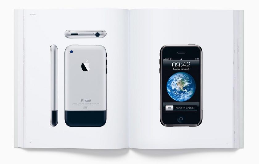 Apple выпустила книгу, вкоторой собраны 450 фотографий продуктов компании