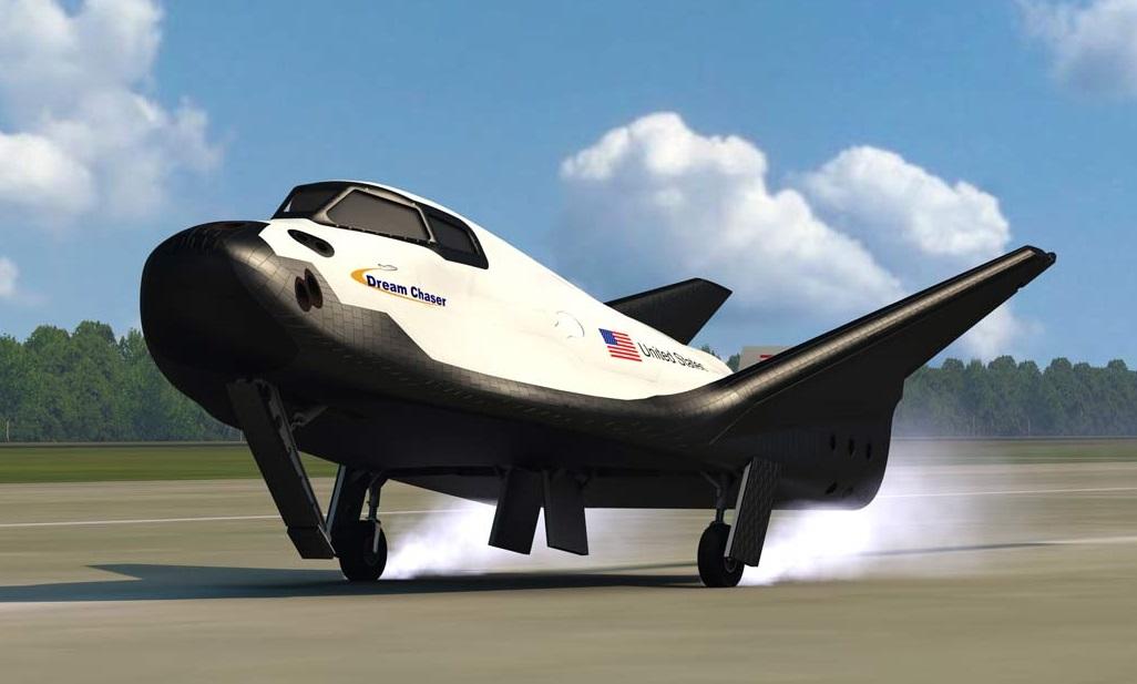 Корабль Dream Chaser впервый раз полетит кМКС в 2020-ом году