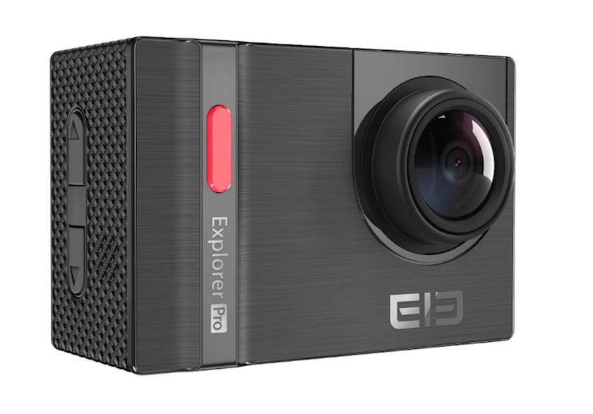 Elephone Explorer Pro: первая экшн-камера с поддержкой голосовых подсказок