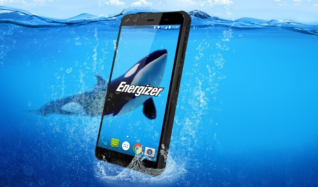 Представлен защищенный смартфон Energizer Hardcase H570S