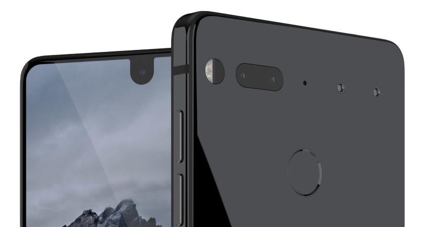 Essential Phone получил новое обновление камеры