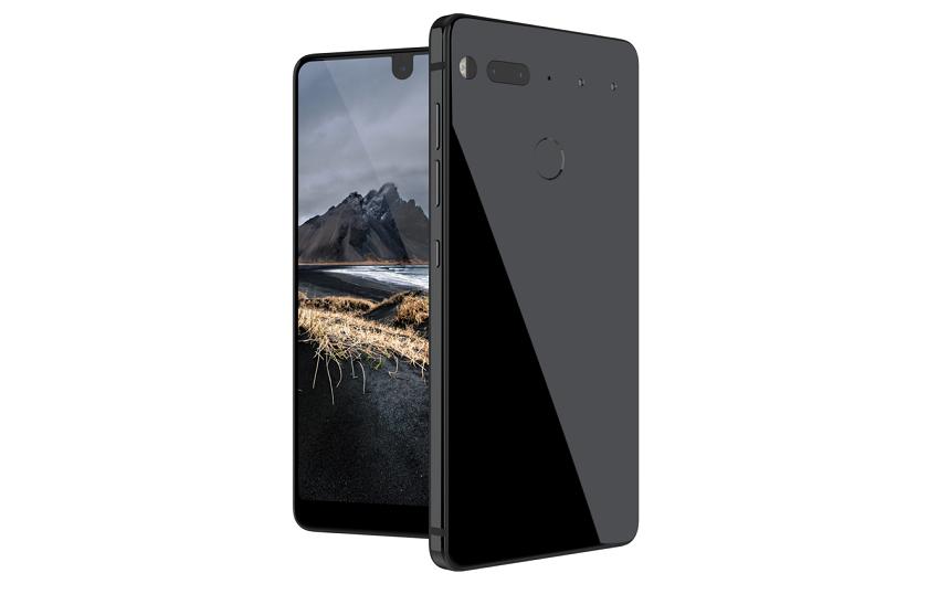 Создатель андроид представил модульный безрамочный смартфон Essential