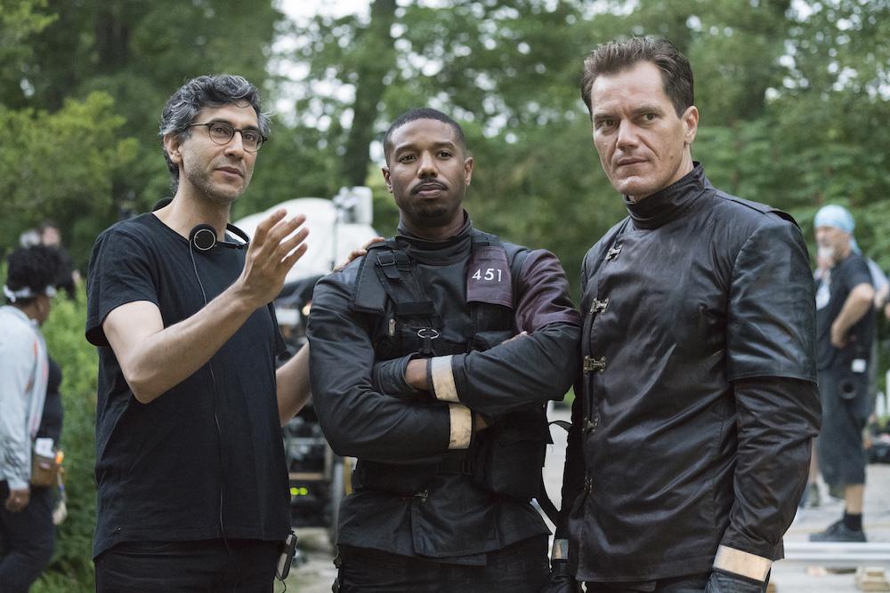 HBO продемонстрировал трейлер фильма «451 градус поФаренгейту»: Гай Монтэг заработой
