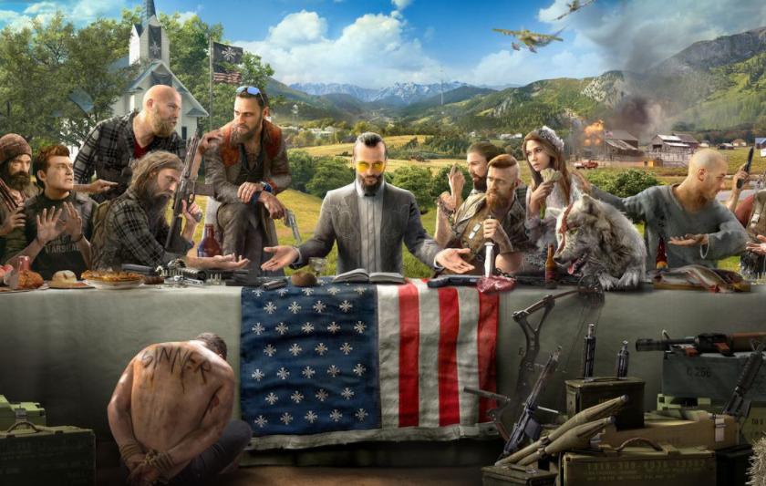 """ВСеть """"слили"""" секретную концовку Far Cry 5"""