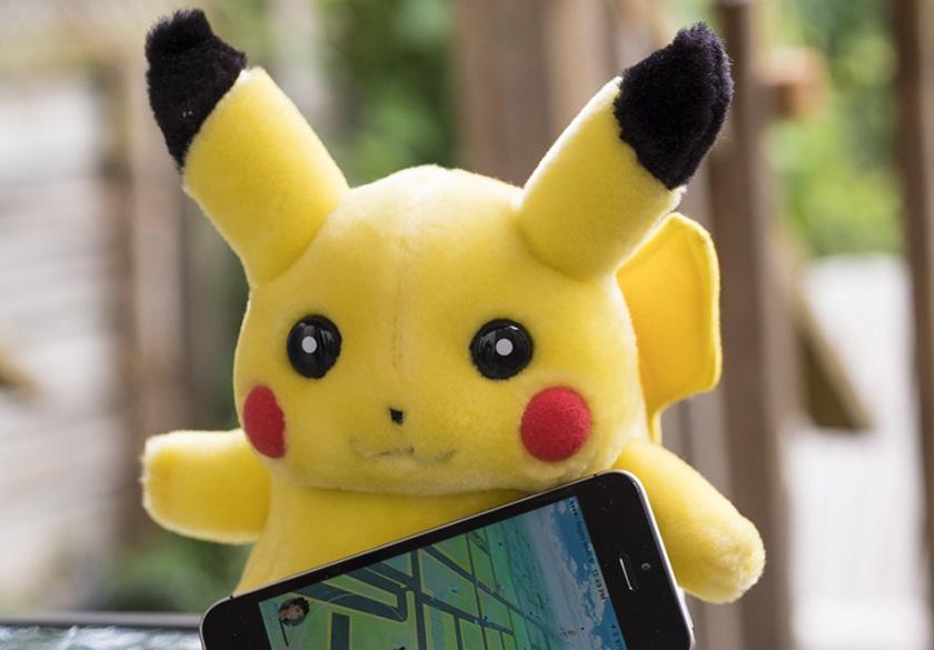 200 млн долларов заработала игра Pokemon Go