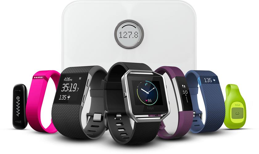 У Fitbit проблемы: из-за малого спроса производство стоит последние полтора месяца