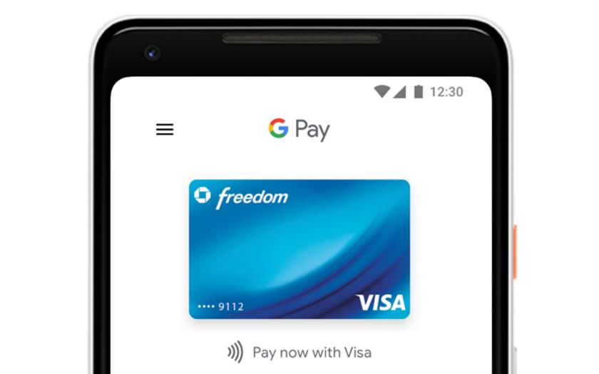 Google официально представила новый платежный сервис Google Pay