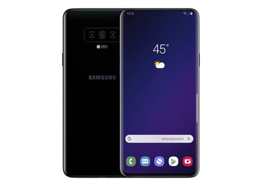 Rumor: Samsung Galaxy S10 5G will receive 12 GB of & # 39; RAM and 1 TB & # 39; ROM