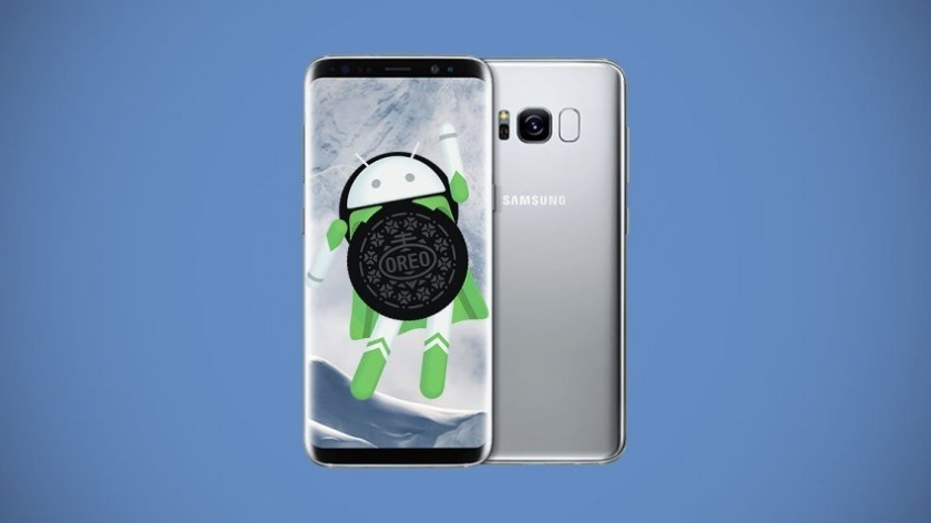 Samsung завершает бета-тестирование Android Oreo для Galaxy S8