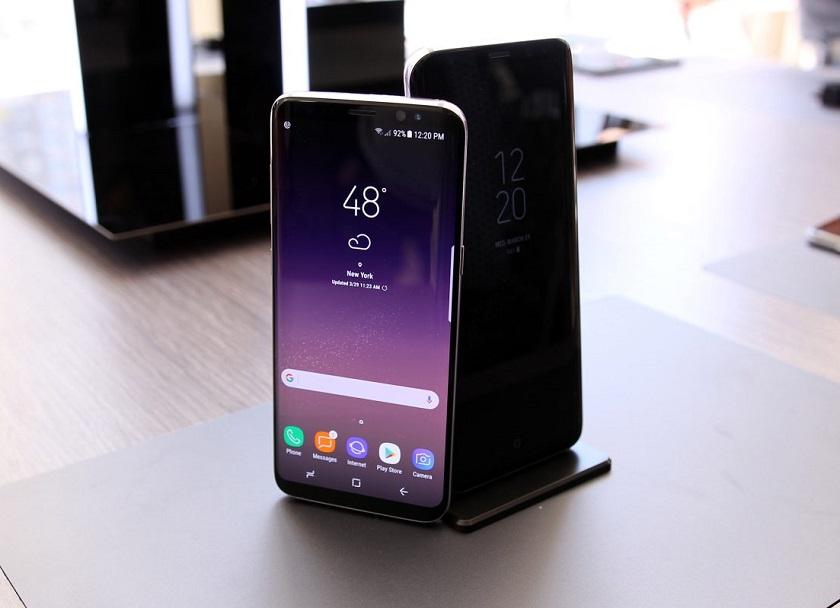 Специалист раскрыл новые детали о телефоне Galaxy Note 8