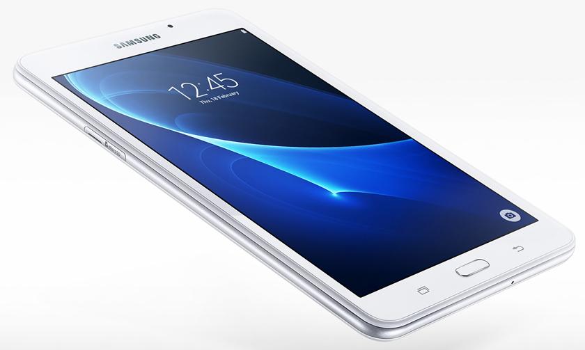 Характеристики, рендеры и цена Samsung Galaxy Tab A 7.0 (2016)