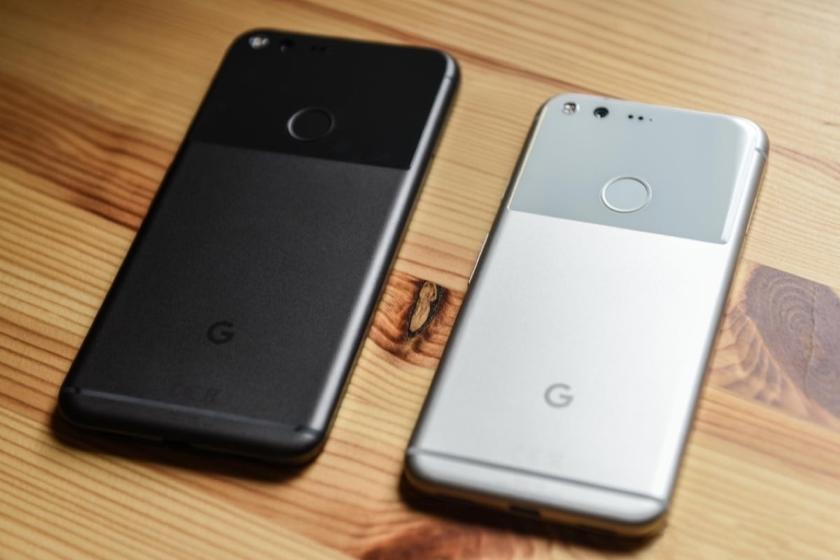 Google перестал продавать первое поколение смартфонов Pixel