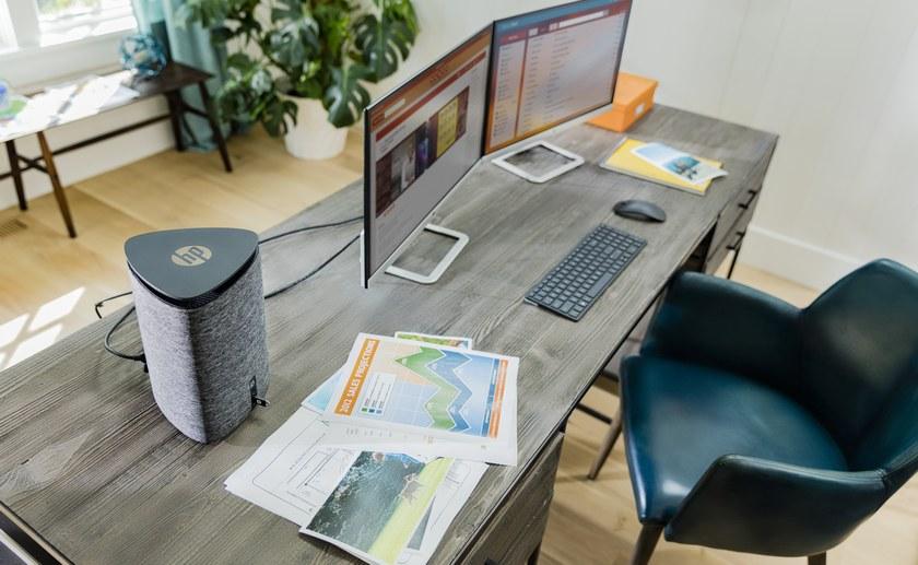 HPвыпустила модульный настольный компьютер размером сроутер