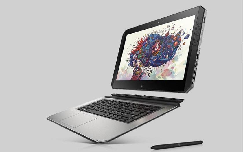 Состоялся анонс планшета-трансформераHP ZBook x2