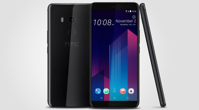 В сети появились новые подробности о флагманском смартфоне HTC U12+