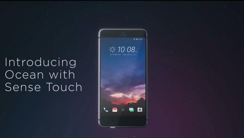 HTC выпустит линейку смартфонов Ocean Smart, Master и Note