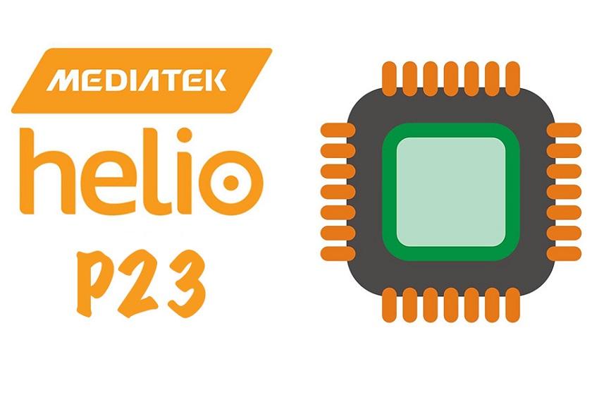 В конце августа MediaTek представит два чипа Helio P23 и Helio P30