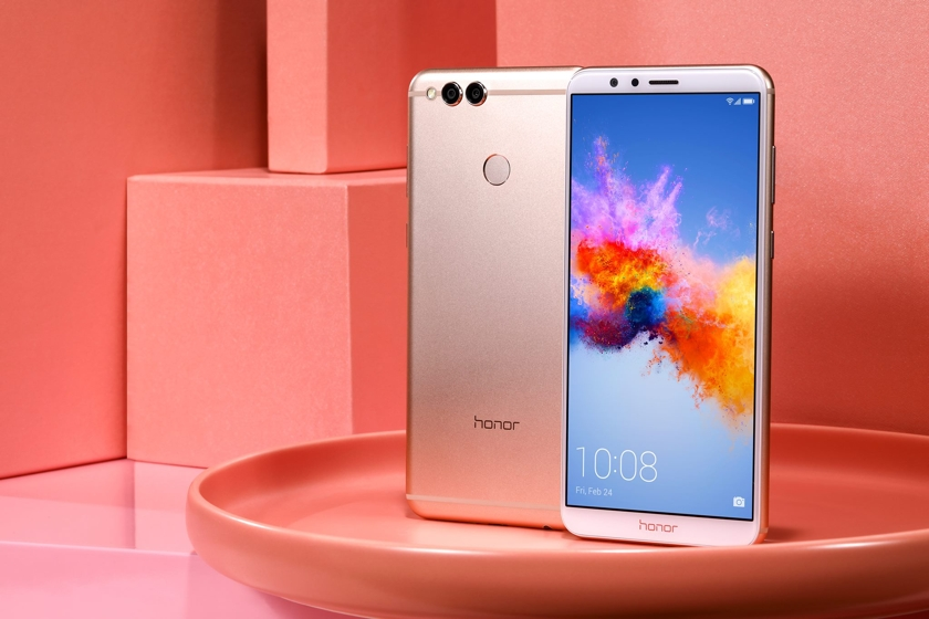 Competition! Win a smartphone Honor 7X from Citrus!