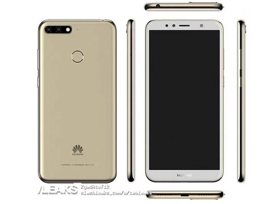 Huawei Enjoy 8E фото ихарактеристики новинки