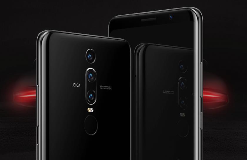 Huawei Mate 20 «засветился» в бенчмарк-тесте AnTuTu