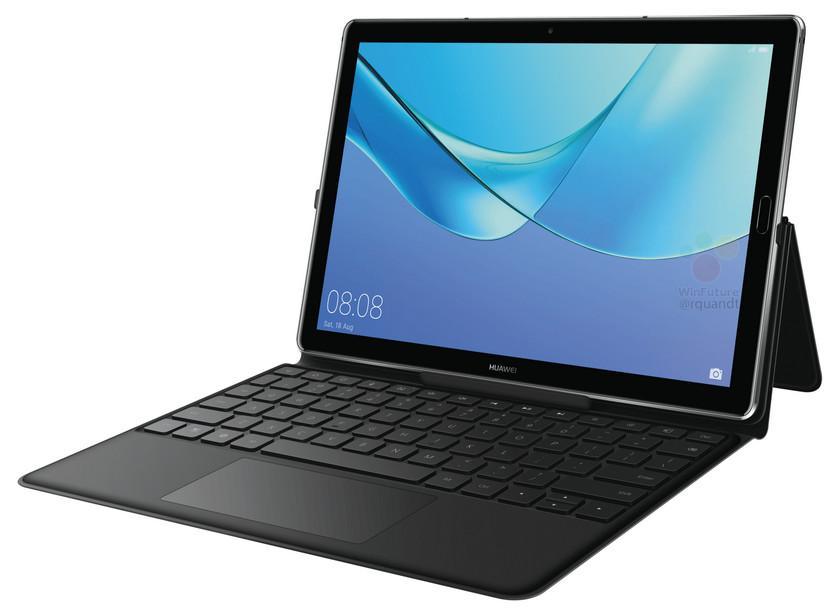 Озвучена цена планшета Huawei MediaPad M5