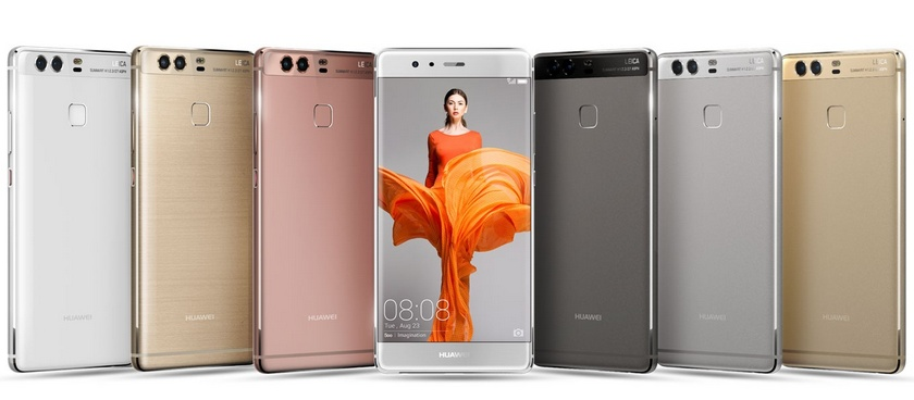 Высшая лига: Huawei продала 10 млн флагманов P9