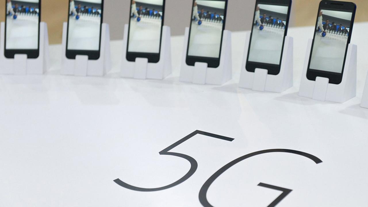 1-ый 5G-смартфон Huawei выйдет в 2019-ом