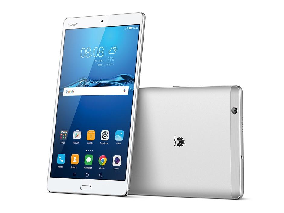 Huawei MediaPad M5 за $350 получит экран диагональю 8,4 дюйма