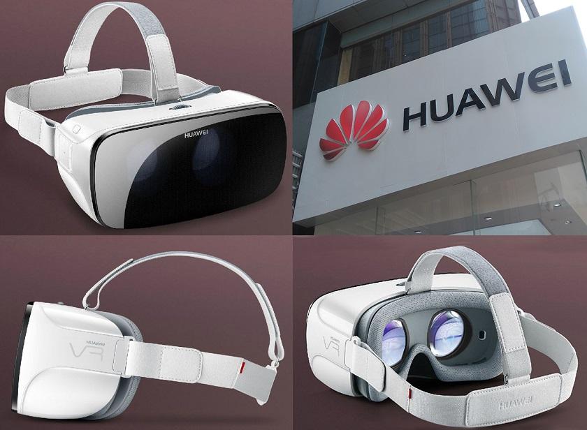 Виртуальный шлем Huawei VR оценивается в $90