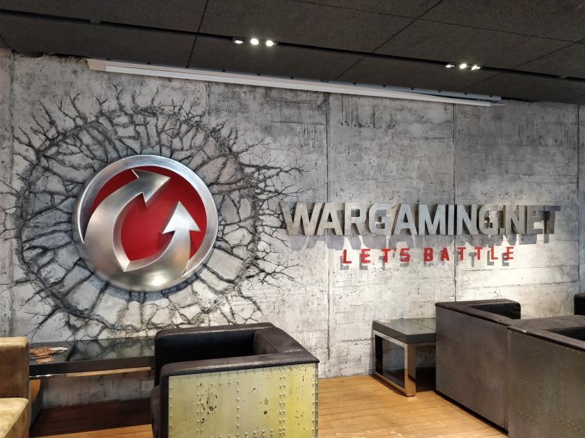 Тут сделали World of Tanks 1.0: репортаж из самого большого офиса компании Wargaming