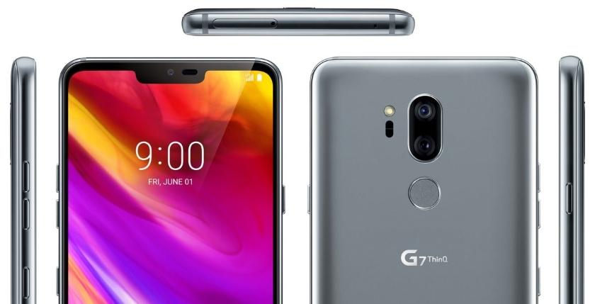 В сети появилось фото, сделанное на LG G7 ThinQ
