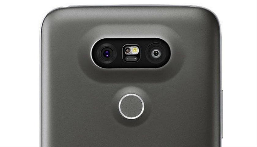 LGG6 встеклянном корпусе на«живой» фотографии