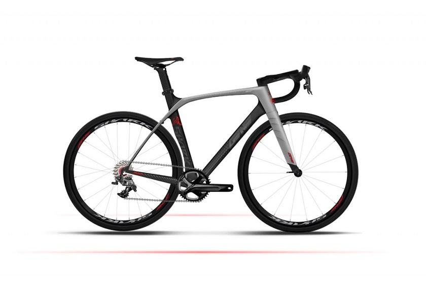 LeEco представила андроид Смарт Bike для рынка Соединенных Штатов Америки