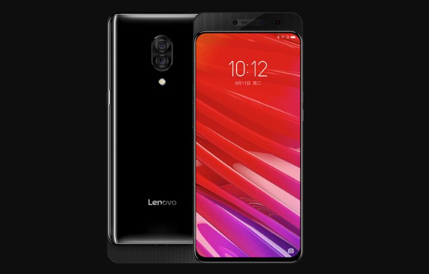 Анонсера Lenovo Z5 Pro дисплей без выреза SoC Snapdragon 710 и ценник от $287