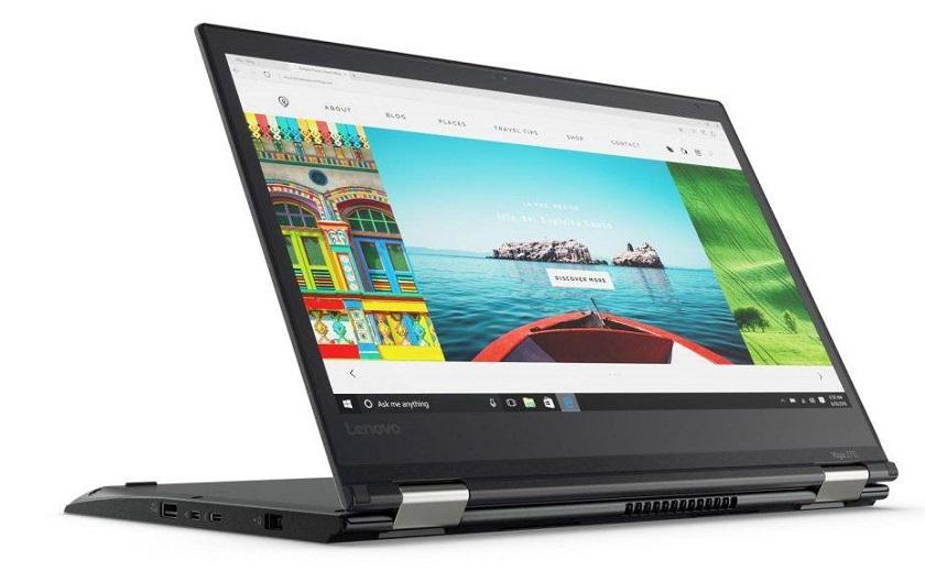 Lenovo анонсировала ноутбук-трансформер ThinkPad Yoga 370